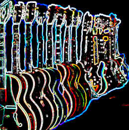 25 Guitars