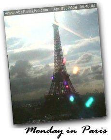 What? Paris again?