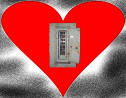 Honey, there's a circuit breaker deep inside my heart.
